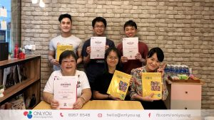Korean Courses Certificate at ONLYOU Korean Language School