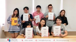 Korean Classes Singapore - Course completion