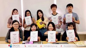 korean foundation class completion - onlyou korean