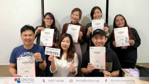 Korean foundation class completion
