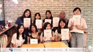 Korean beginner class
