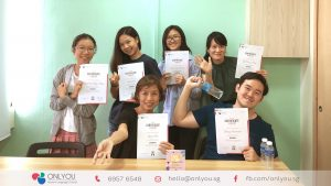 korean beginner class - onlyou korean language school