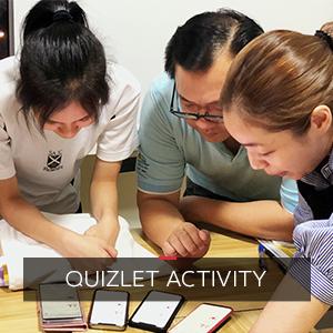 Quizlet Activity