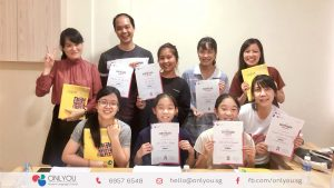 korean course completion beginner class - onlyou korean language school