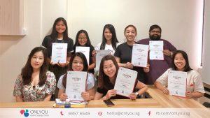 Korean course completion at onlyou korean language school