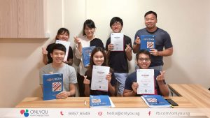 Korean course completion at onlyou korean language school