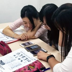Korean language private class