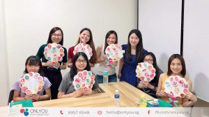 students of our korean classes