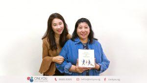 Korean writting award - onlyou korean language school