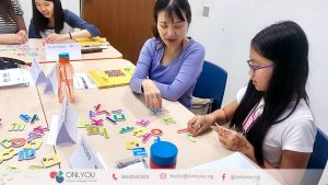 onlyou korean class hangeul activity