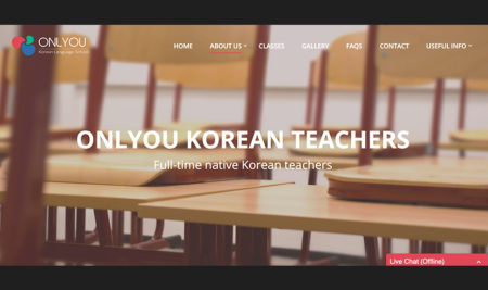 New Korean Teachers Page