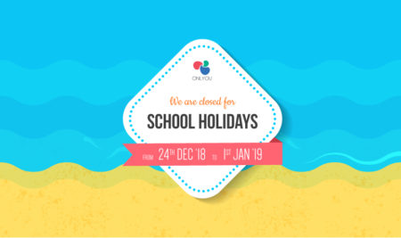SCHOOL HOLIDAYS NOTICE