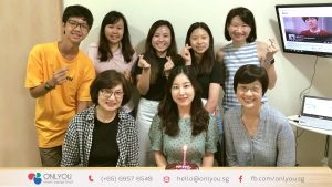 korean class - birthday event